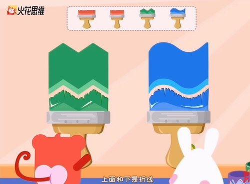 火花思维L1 儿童数理思维(10G高清视频完结)百度网盘