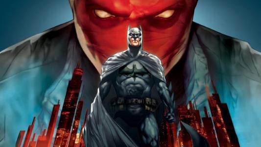 蝙蝠侠:决战红帽火魔 红帽兜下的蝙蝠侠 红影迷踪 迅雷下载