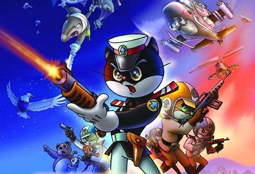 黑猫警长2010版 迅雷下载