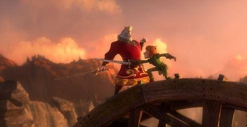 戈洛尔:天平与剑 铁剑骑勇 贾斯汀出任务 迅雷下载