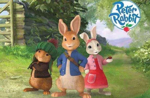 彼得兔Peter Rabbit 英文版 第一季28集 百度网盘下载