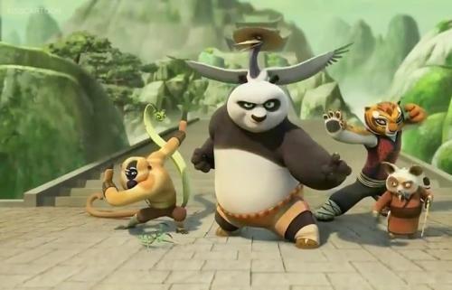 功夫熊猫:盖世传奇第三季 迅雷下载