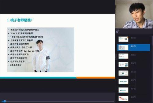 2020年12月新东方四级(19.3G高清视频)百度网盘