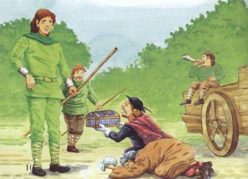 世界著名童话故事《侠盗罗宾汉》MP3免费下载 9集