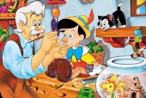 世界著名童话故事《皮诺曹》MP3打包下载 9集