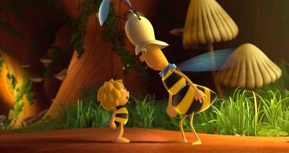 玛雅蜜蜂历险记2:蜜糖游戏 迅雷下载