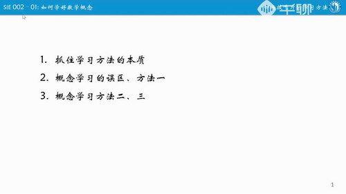 袁斌不刷题如何成为清华学霸 不得不看的数学学习方法课(完结)百度网盘