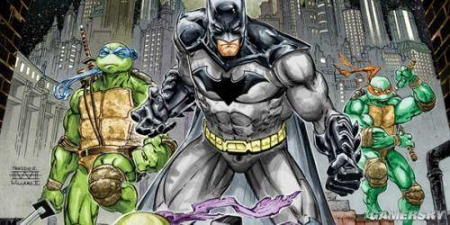 蝙蝠侠大战忍者神龟 迅雷下载