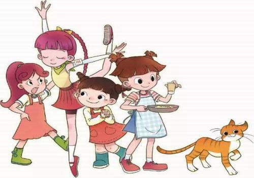 儿童故事淘气包马小跳系列《漂亮女孩夏林果》MP3打包下载 10集