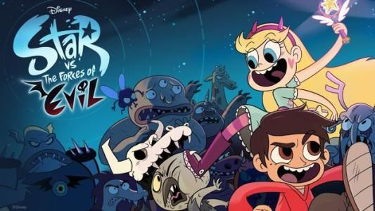 Star vs. the Forces of Evil星蝶公主1-3季全 百度网盘