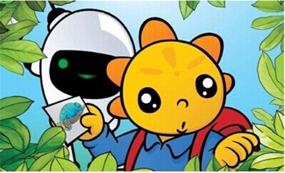 《米卡成长天地》之成长版 百度网盘下载(5-6岁)