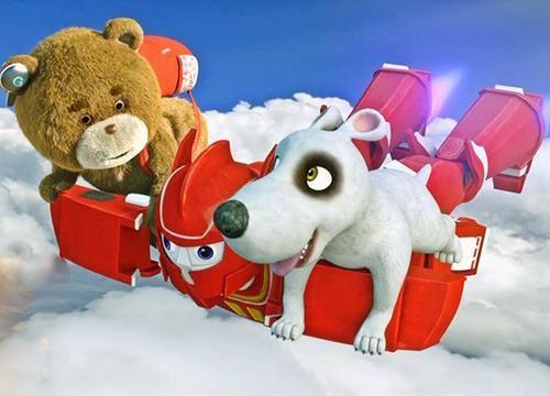 泰迪熊之玩具大战 迅雷下载