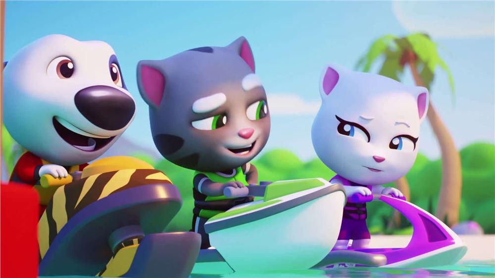 《会说话的汤姆猫家族》共101集 高清1080P 百度网盘下载