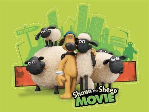 《小羊肖恩》 Shawn the sheep 动画全1-5季共140集+音频