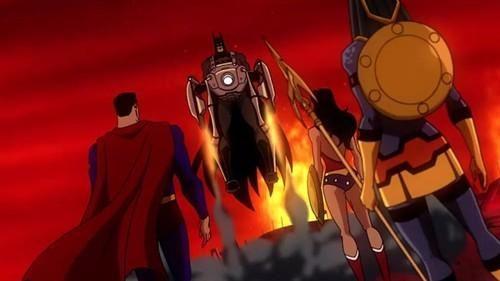 超人与蝙蝠侠:启示录 迅雷下载