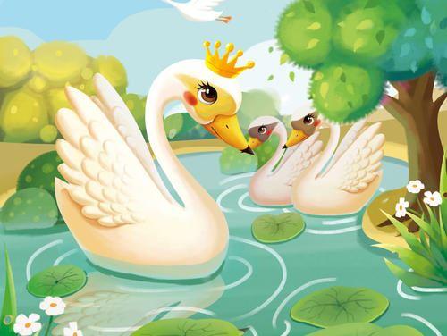 著名童话故事《丑小鸭》MP3免费下载 9集