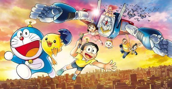 哆啦A梦:新大雄与铁人兵团 迅雷下载