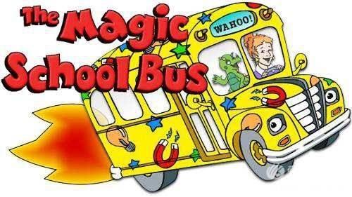 《神奇校车》The Magic School Bus 视频52集+音频+绘本