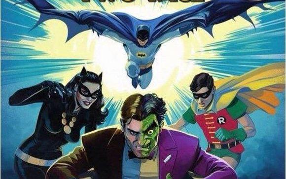 蝙蝠侠大战双面人 迅雷下载