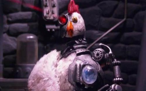机器鸡第一季 迅雷下载
