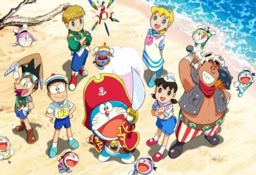 哆啦A梦:大雄的金银岛 迅雷下载