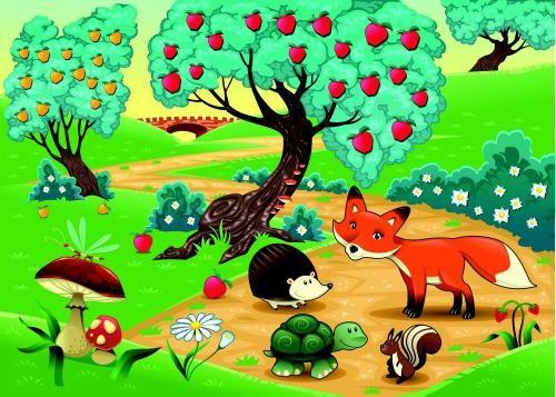 有声童话故事《狐狸的故事》MP3打包下载 9集