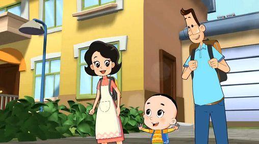 新大头儿子和小头爸爸 第三季 全152集 高清 百度网盘下载