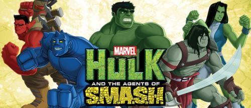 浩克与SMASH特工队第一季 迅雷下载