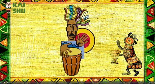 凯叔非洲鼓 孩子第一件音乐启蒙乐器(avi视频)百度网盘