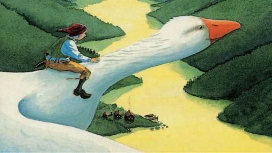 睡前故事《尼尔斯骑鹅旅行记》MP3免费打包下载 14集