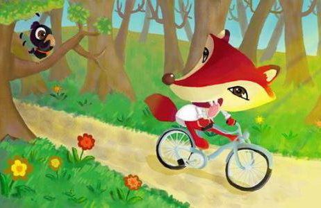 少儿睡前故事《狡猾母狐狸》MP3免费打包下载 20集