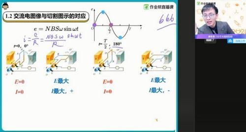 2021春季高二物理李婷怡尖端(高清视频)百度网盘