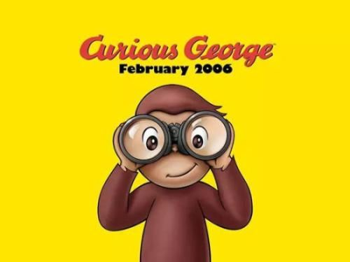 好奇猴乔治 Curious George 全9季 百度网盘