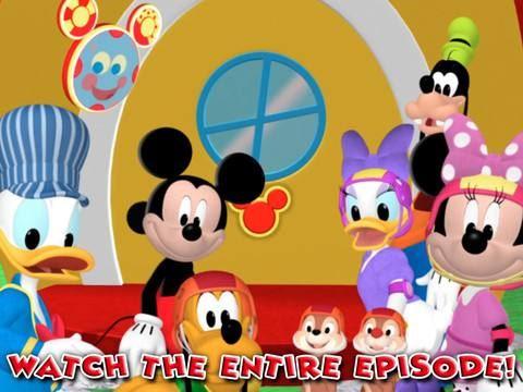 迪士尼之《米奇妙妙屋》中文版 第一季到第四季 百度网盘下载