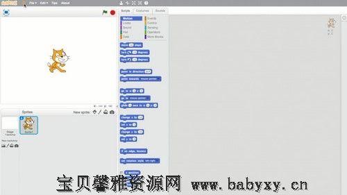 博雅小学堂scratch创意教程客入门篇+进阶25(完结)(3.28G高清视频)百度网盘
