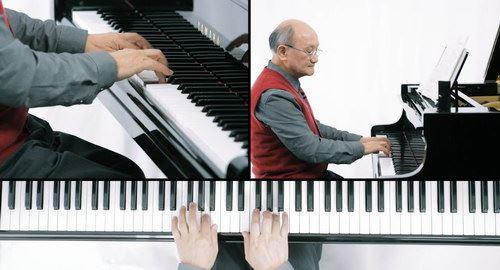 于斯课堂《哈农钢琴练指法》钢琴教学视频(34节高清)百度网盘