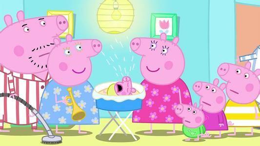 《小猪佩奇》粉红猪小妹中文版第五季全26集下载 国语
