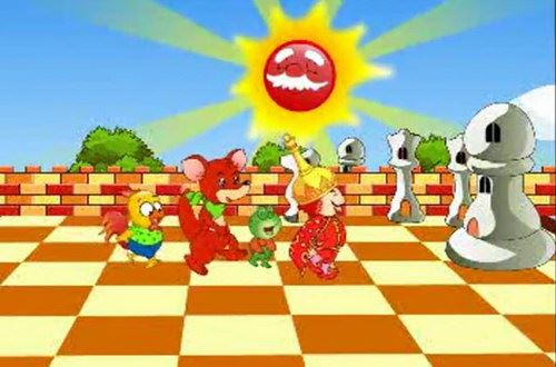 谢军国际象棋入门动画(标清打包)百度网盘