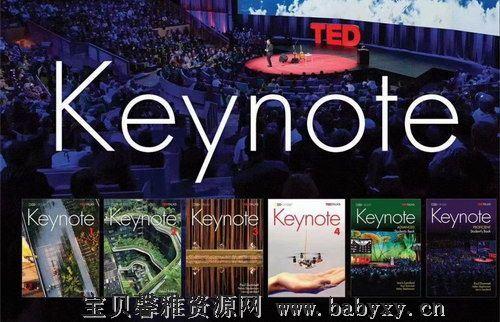 美国国家地理 Ted Talks Keynote 美音版1