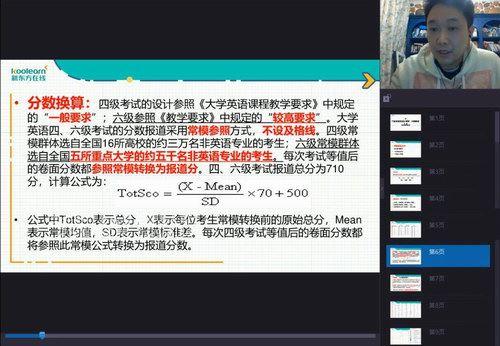 2020年6月新东方六级(高清)百度网盘