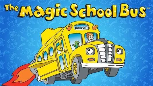 英语《神奇校车》 20册音频视频 百度网盘下载