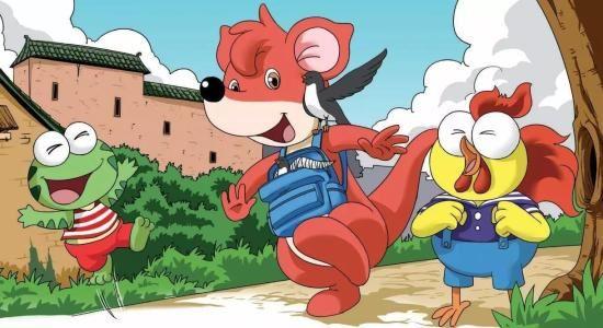 睡前故事《红袋鼠安全自护金牌故事》MP3下载 27集