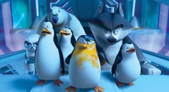 马达加斯加的企鹅 迅雷下载