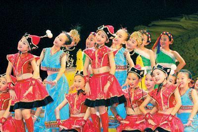新盖中盖杯少儿艺术电视大赛–舞蹈专辑共7VCD 精彩少儿舞蹈 迅雷下载