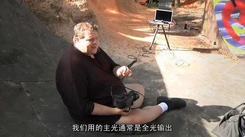 运动人像摄影布光摄影教程(中文字幕分辨率854-480)百度网盘