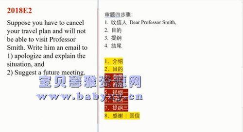 2021考研英语周兆鑫写作密训(4.35G高清视频)百度网盘
