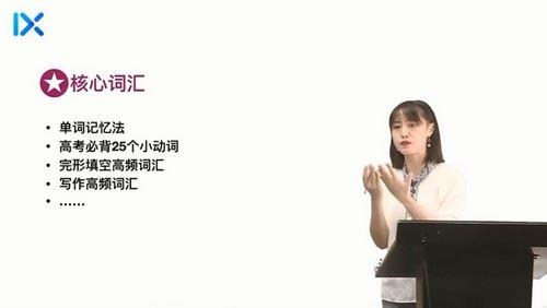 2021乐学高考付煊屿英语逆袭班(8.34G高清视频)百度网盘
