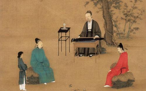 古琴文化知识资料 百度网盘