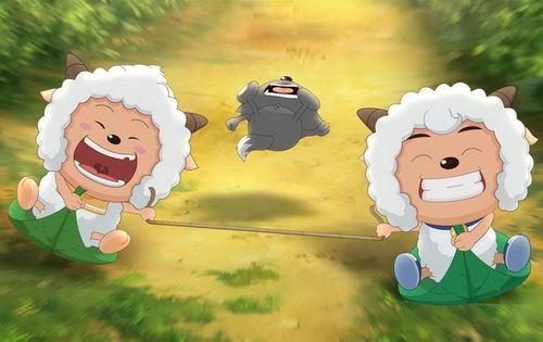 《喜羊羊与灰太狼》 儿童动画片全530集下载