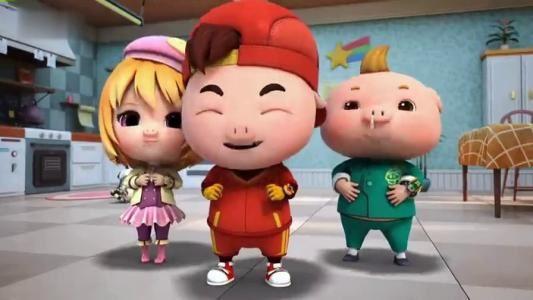 猪猪侠 《超星萌宠》国语版第二季 百度云网盘下载